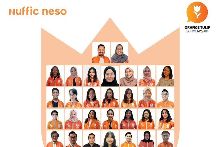 Orange Tulip Scholarship Awardees