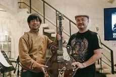 Gitar Rian D'Masiv Dilelang Rp 200 Juta untuk Bantu Korban Bencana Alam