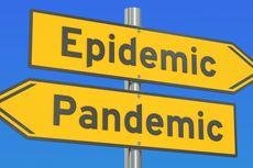 Virus Corona Telah Menyebar di 40 Negara, Apa Bedanya Epidemik dan Pandemik?