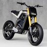 DAB Concept-E, Motor Listrik Gabungan Roadster dan Supermoto