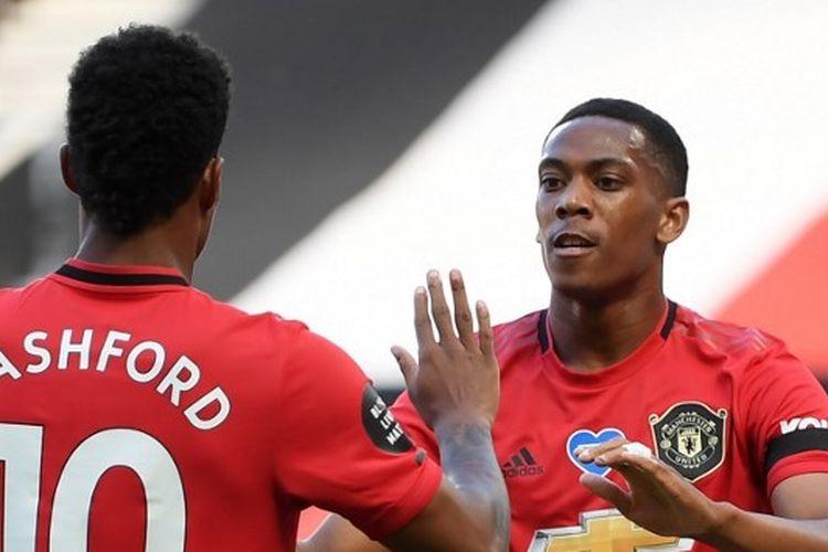 Kritik Rashford-Martial, Legenda Man United: Mereka Tak Belajar dari Ibrahimovic