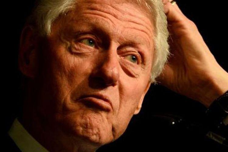Mantan Presiden AS Bill Clinton