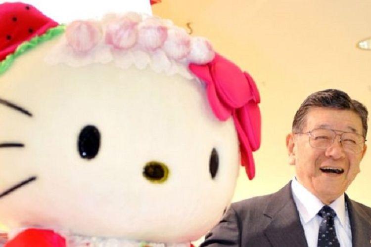 Shintaro Tsuji mengundurkan diri dari jabatannya sebagai CEO Sanrio, pencipta karakter Hello Kitty.