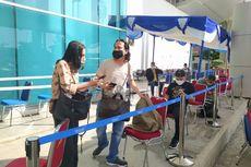 Terminal 2 Bandara Soekarno-Hatta Tak Lagi Dipenuhi Antrean Pengguna Layanan Rapid Test Antigen