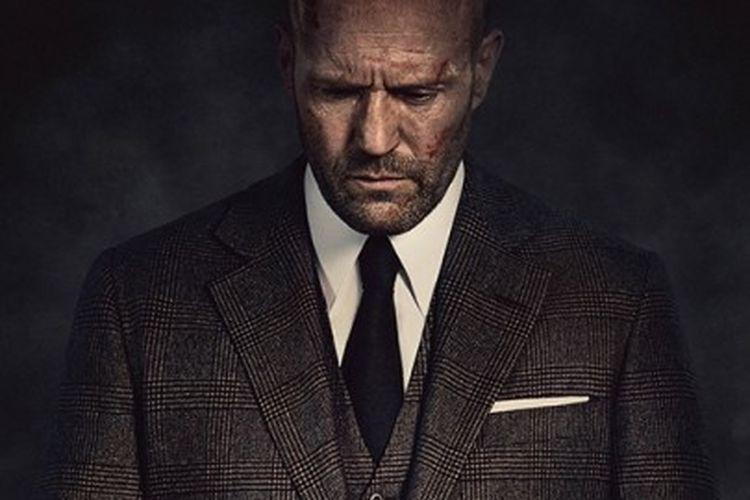 Poster film Wrath of Man yang akan segera tayang di Bioskop XXI.