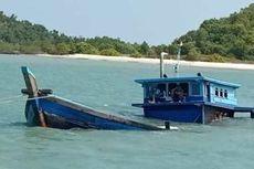 Kapal Pengangkut 7.850 Tabung Gas 3 Kg Tenggelam Usai Tabrak Karang