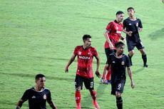 Piala Gubernur Jatim - Ditahan Imbang Bhayangkara, Ini Evaluasi Madura United