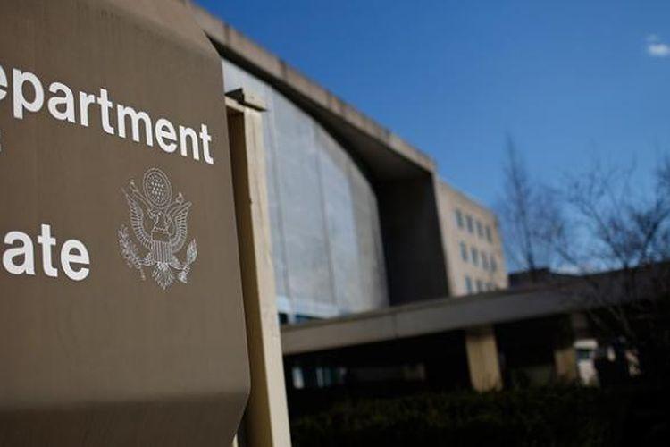Kantor Kementerian Luar Negeri AS di Washington DC.