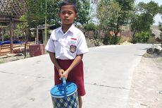 Nico, Siswa SD yang Jualan Es Kucir di Sekolah: Saya Tidak Malu...
