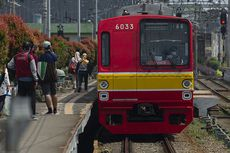 Jumlah Penumpang KRL di Stasiun Bekasi, Bogor, dan Sudimara Meningkat