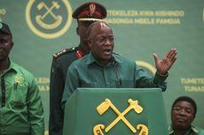 Meninggal Dunia, Presiden Tanzania John Magufuli Pernah Klaim Pepaya Positif Corona dan Tegas Lawan Korupsi