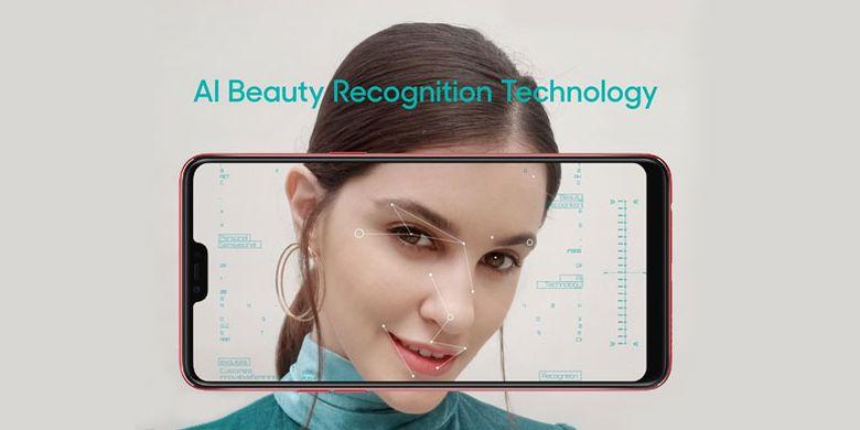 AI Beauty Recognition Technology
