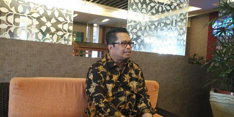 Wakil Ketua Dewan Pakar Partai Golkar Mahyudin