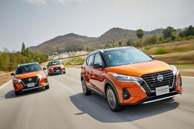 Nissan Kicks e-Power resmi diluncurkan di Thailand