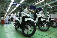 Honda Meluncurkan Revo X dengan