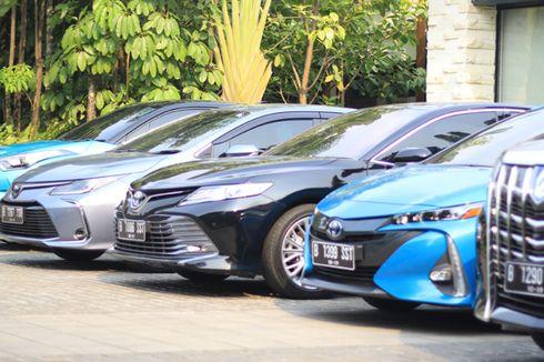 Toyota Siapkan Pasukan Mobil Elektrifikasi di 2020
