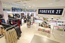 Bangkrut, Forever 21 akan Tutup 200 Toko dan Tinggalkan Asia