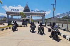Komunitas M8 Nusantara Masuki Etape 2 Jelajah Sulawesi