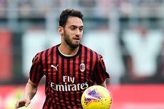 Hakan Calhanoglu: Saya Cinta AC Milan, tetapi...