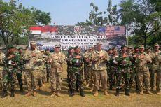 Tentara Indonesia-AS Latihan Bersama di Sukabumi
