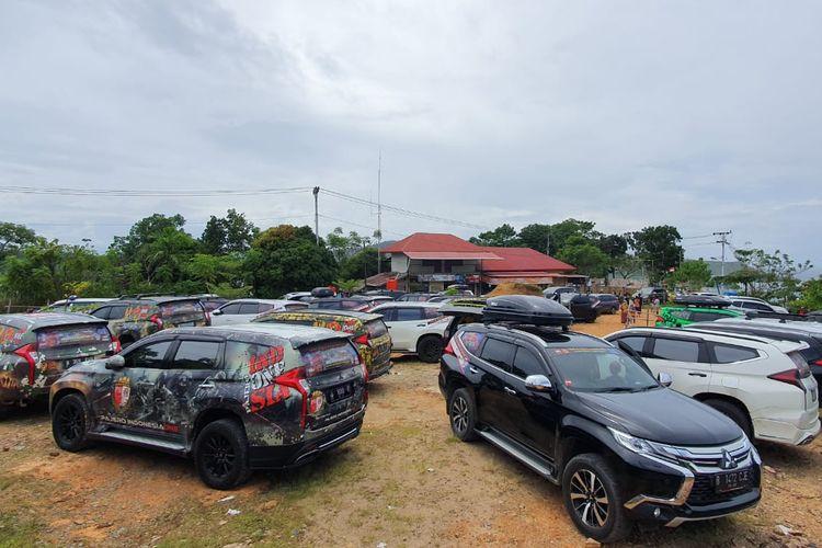 Pajero Indonesia ONE baru saja menyelesaikan rangkaian turing jelajah nusantara di wilayah Sumatera, Kamis (23/12/2020).