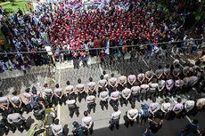 Buruh di Kota Tangerang Tetap Lakukan Aksi May Day di Tengah Pandemi Covid-19