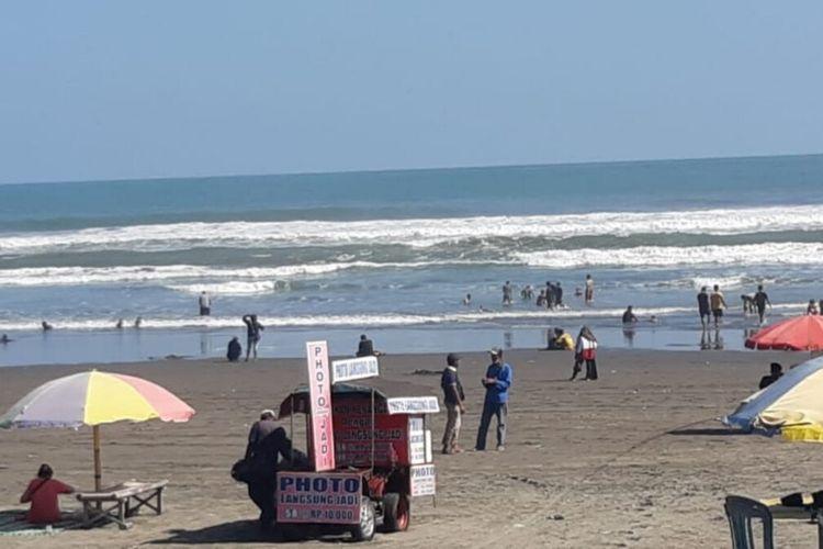 Kawasan Pantai Parangtritis Bantul
