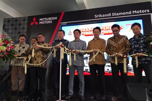 Dealer Mitsubishi Lenteng Agung Andalkan Xpander dan Pajero Sport