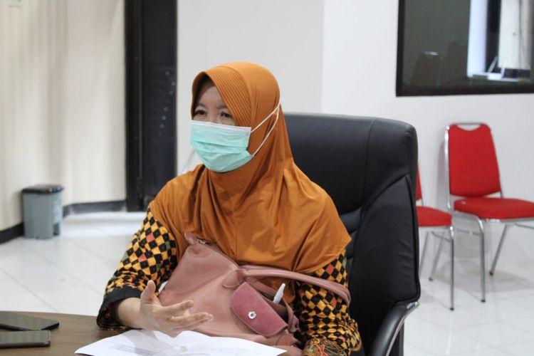 Kepala Dinas Kesehatan Kabupaten Semarang Ani Rahardjo