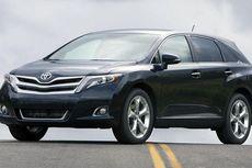 "Toyota Hentikan Siklus Hidup ""Crossover"" Berbasis Camry"