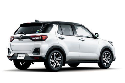 Minat Beli Toyota Raize, Siapkan Tanda Jadi Rp 10 Juta