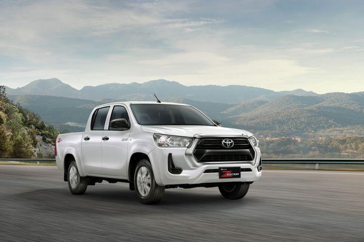 Toyota Hilux Revo Z-Edition