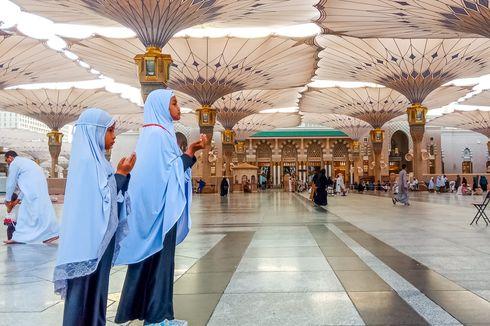 Ini 3 Kategori Vaksinasi Jemaah yang Diizinkan Umrah oleh Arab Saudi