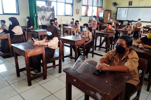 Orangtua Murid Berharap Sekolah Tatap Muka Terbatas Berlanjut