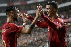 Pemain Sporting Ungkap Kesamaan Bruno Fernandes dan Cristiano Ronaldo