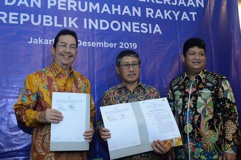 BP Jamsostek Ajak Kementerian PUPR Genjot Kepesertaan Jasa Konstruksi