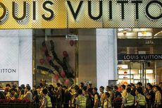Louis Vuitton Tutup Gerai Utamanya di Hong Kong, Ada Apa?