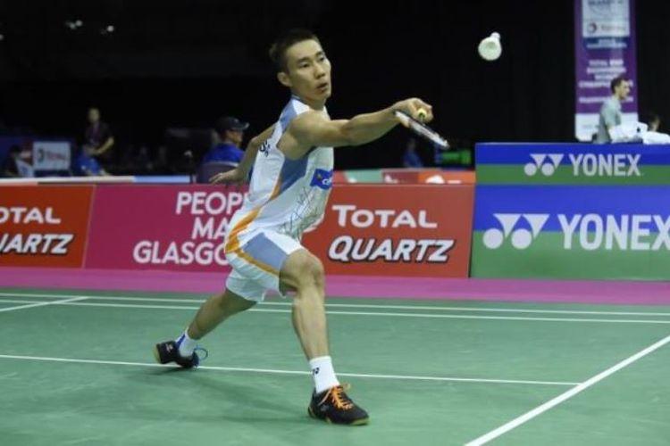 Lee Chong Wei, gagal memenuhi ambisi untuk menjadi juara dunia