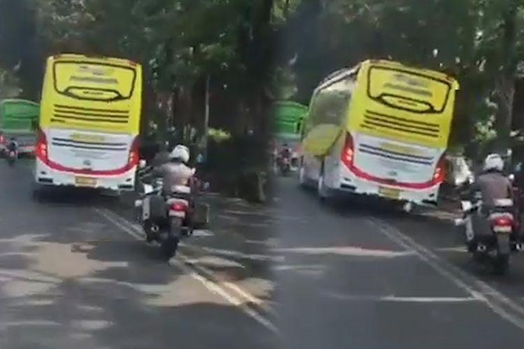 Bus oleng