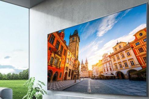 Smart TV Terbaru Redmi Seukuran Meja Pingpong, Harga Rp 46 Juta