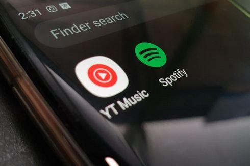 YouTube Music Kini Sodorkan Lagu untuk Bahan Bikin Playlist