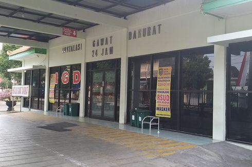 Dokter RSUD Kota Madiun Positif Covid-19, 30 Tenaga Medis Jalani Tes Swab