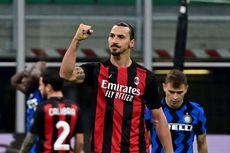Bela Negara 151 Menit, Pulang ke AC Milan Ibrahimovic Langsung Latihan
