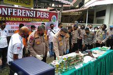 Datang dari Surabaya ke Medan Jemput 25 Kg Sabu, Surur Tewas Ditembak Polisi