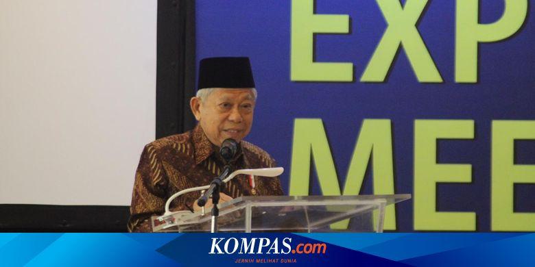 Wapres: Diskon PPnBM Berdampak bagi Pemasok Suku Cadang hingga Asuransi