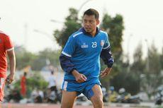 Berita Arema FC, Hamka Hamzah Kembali dan Isyarat bagi Jayus Hariono