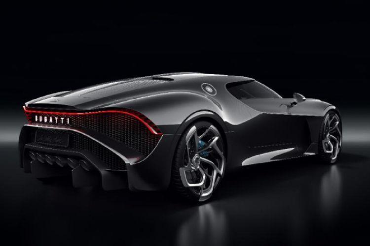 Bugatti La Voiture Noire jadi mobil termahal dunia