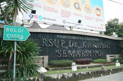 Diduga Stres, Pasien di RSUP Kariadi Semarang Lompat dari Ruang Isolasi