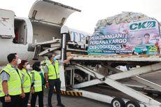 CKB Buka Rute Baru Pengiriman Kargo Jakarta-Surabaya-Balikpapan