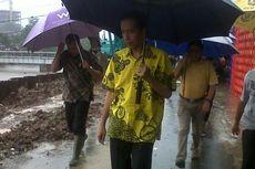 Jakarta Banjir, Andai Jokowi Tak Didorong-dorong